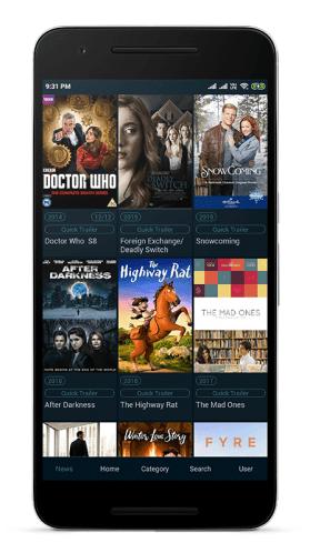 HDmovies-Bing v106 [Mod] APK 1