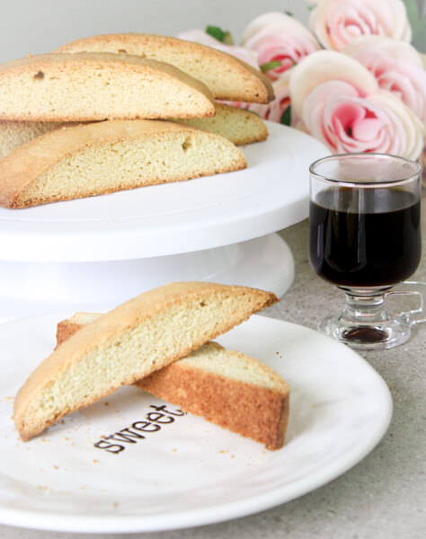 Homemade Biscotti Recipe