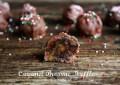 Caramel Brownie Truffles 12