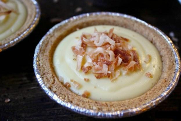 Homemade Coconut Cream Pudding