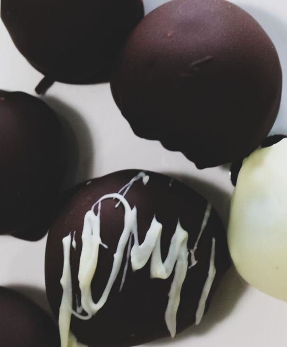 Peanut Butter OREO Balls
