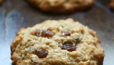 Hemp Seed Medjool Date Cookies