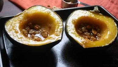 Baked Acorn Squash Recipe