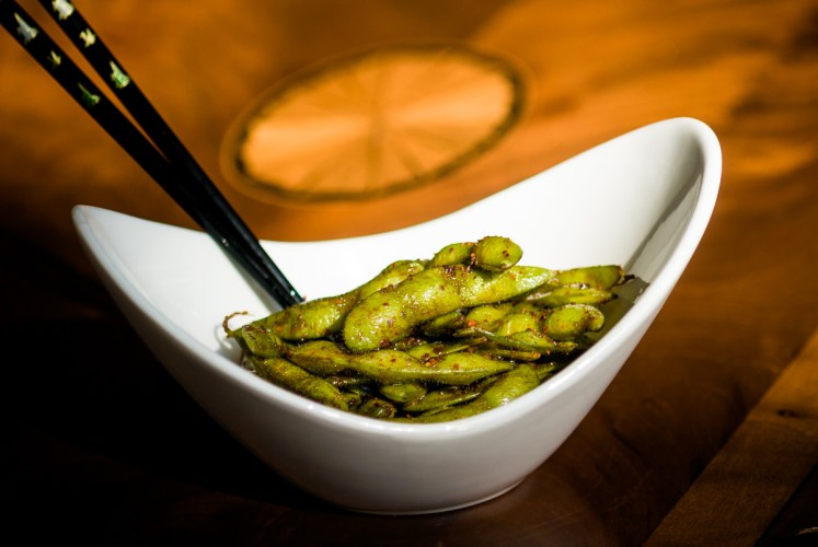 Umami Edamame plus 40+ Cast Iron Skillet Recipes