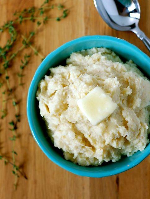 Roasted Parsnip Pear Puree plus 60+ Parsnip Recipes