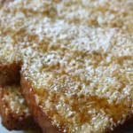 Baked Coconut French Toast 1