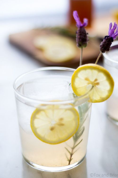 Lavender Collins plus 40 more Gin Cocktail recipes you need to make.