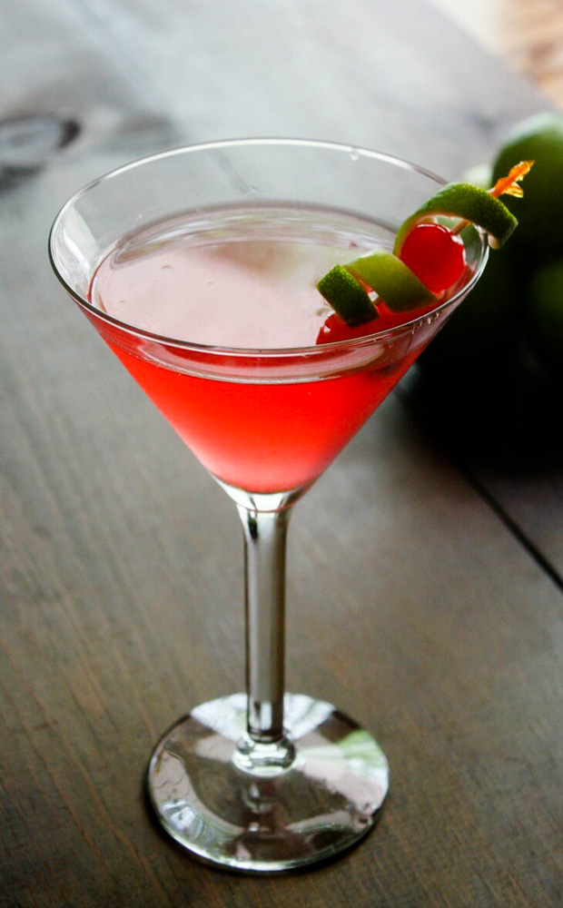 Perfect Cosmopolitan Cocktail Recipe Daily Appetite