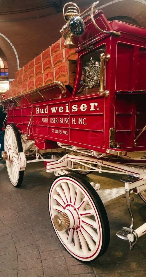 Anheuser Busch Brewery Tour Pictures 1
