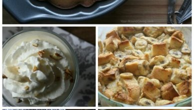 Dessert Recipes with Ripe Bananas