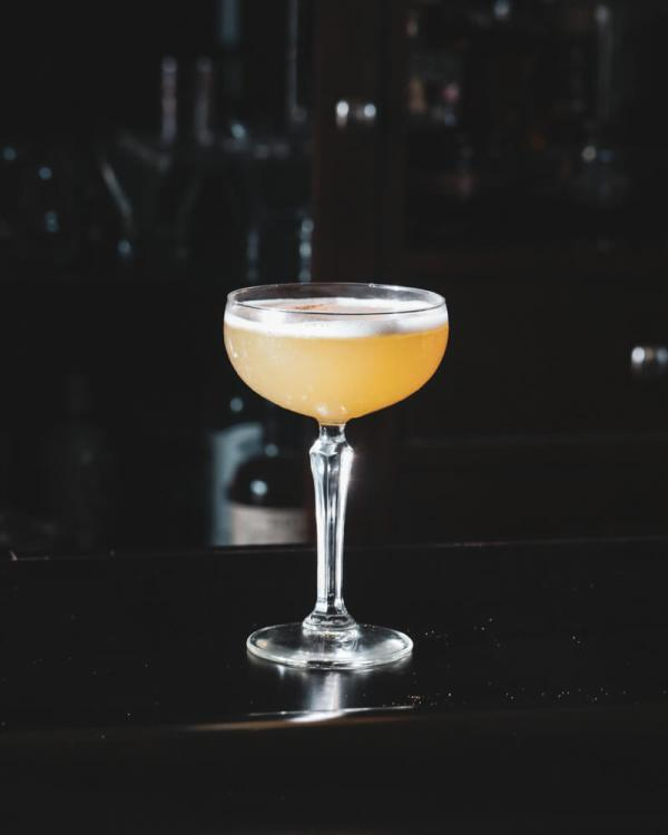 Bourbon Amaretto Sour