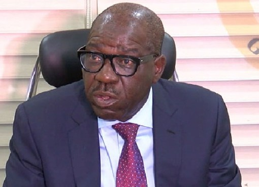 Mr Godwin Obaseki