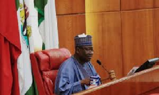 President of the Senate Ahmed Lawan