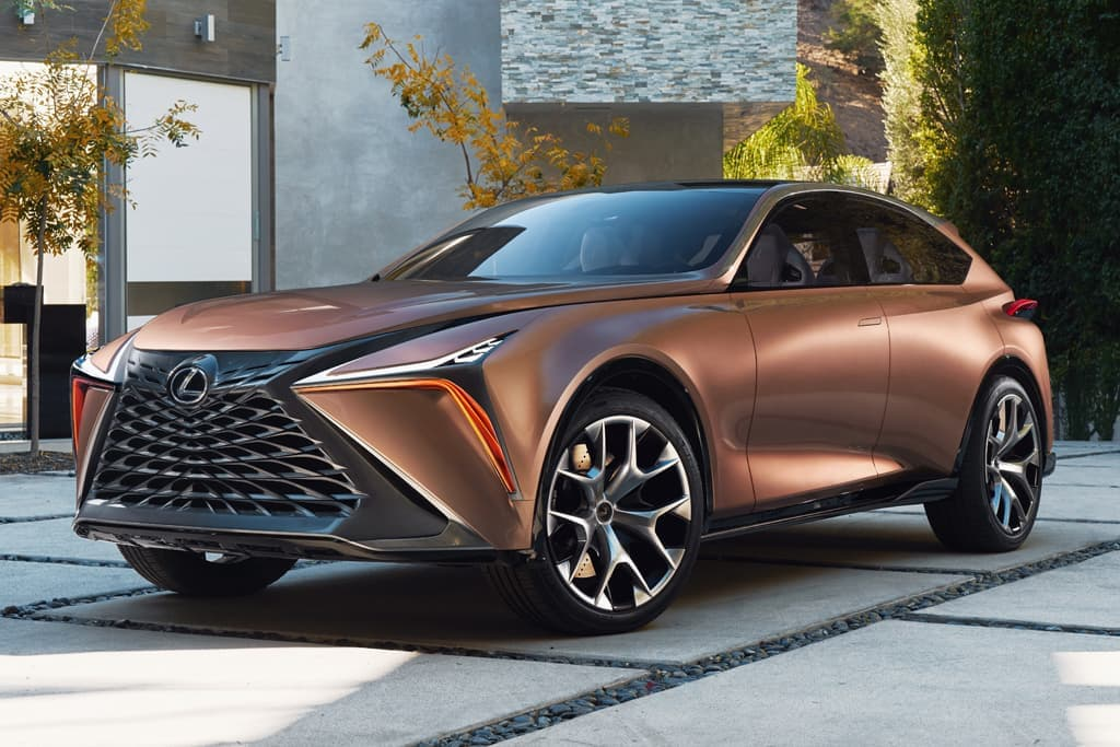 Could the 450kW Lexus LQ SUV be coming to Australia?