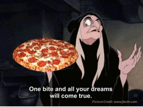 My Evil Pizza Fantasies...