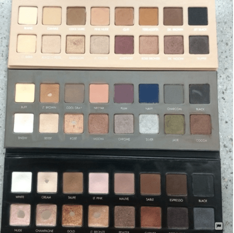 LORAC Pro Palettes 1-3 As pictured by mary82martin