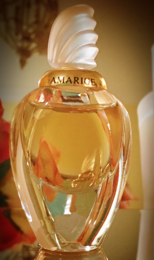 Beauty in Simplicity - The Amarige Bottle