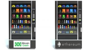 A Number of Hong Kong Vending Machines Support Bitcoin Cash Payments Over BTC