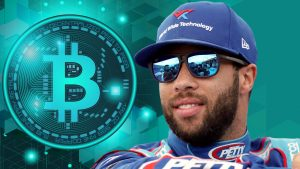 Popular NASCAR Driver Bubba Wallace Will Sport the Bitcoin Logo While Racing