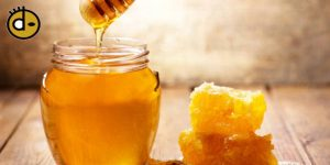 Honey for hair fall