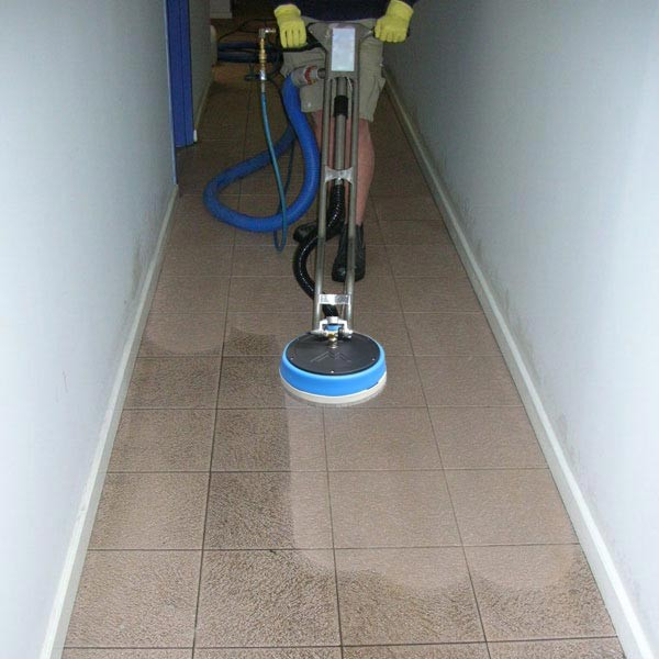 hire tile grout cleaning