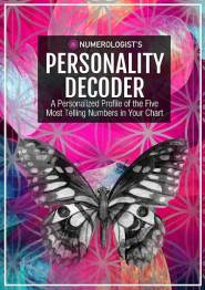 Numerologist personality decoder