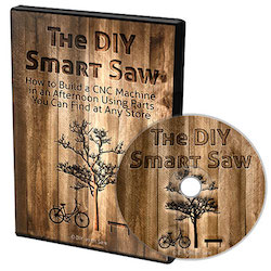 The DIY Smart Saw DVD