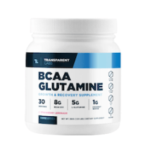 Transparent Labs BCAA Glutamine