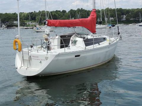 ODay 322 For Sale Daily Boats Buy Review Price Photos Details