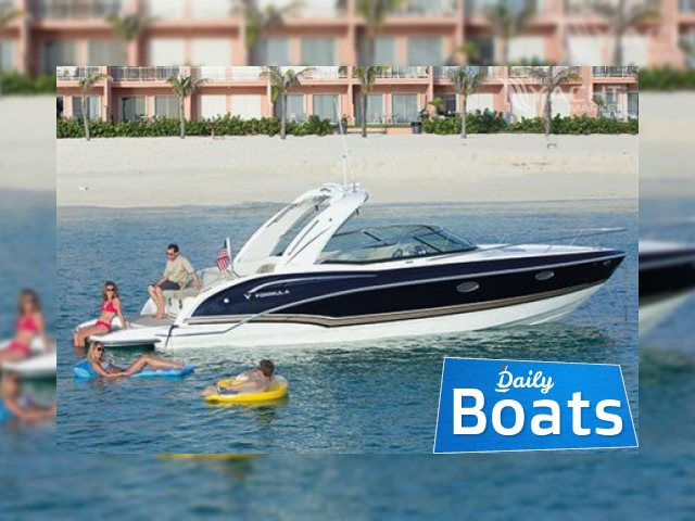 Formula 310 Sunsport For Sale Daily Boats Buy Review