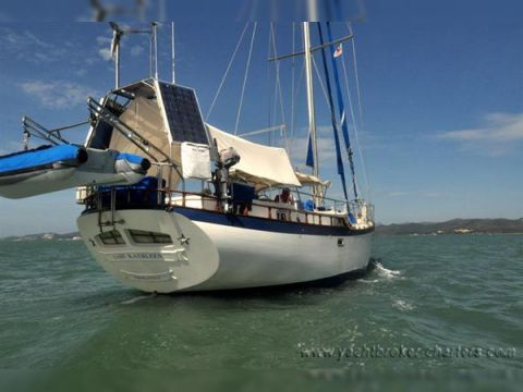 Hardin 45 For Sale Daily Boats Buy Review Price