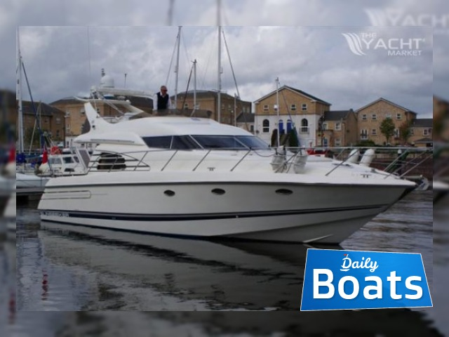Sunseeker Manhattan 46 For Sale Daily Boats Buy