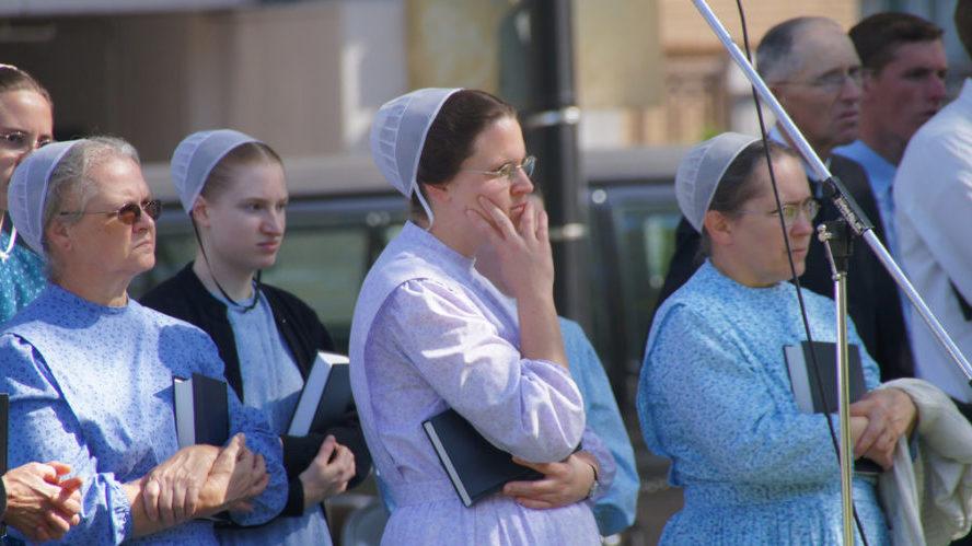 Hot mennonites