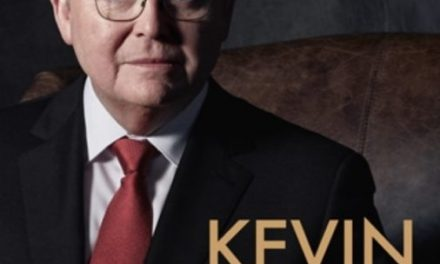 Rudd book will affirm why Labor sacked him