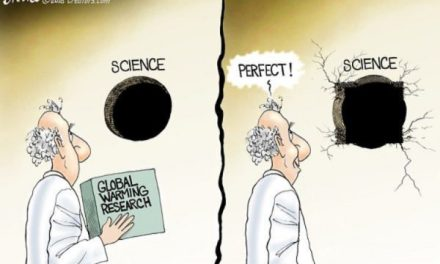 UPDATE: What if everything you were taught about global warming was wrong?
