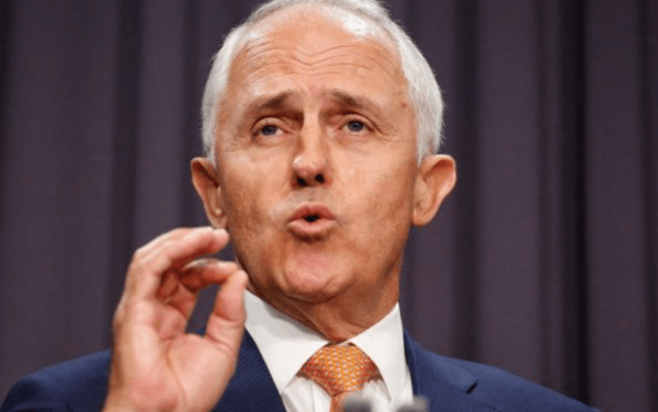 Turnbull's revenge exposes his flawed character