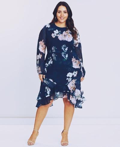 Plus Size Wedding Guest Dresses Cheap - schihire