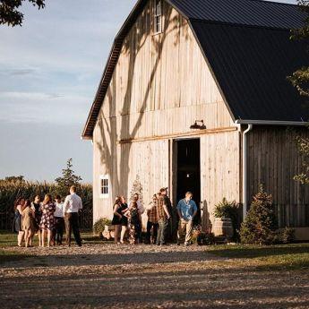 Wedding Venues Ohio - Black Bird Farm 6