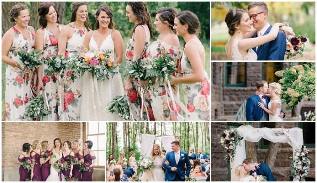 Emily Swan  Sioux Falls Wedding Photographers