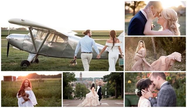 Kate Jones  Sioux Falls Wedding Photographers