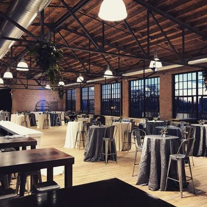 wedding venues in detroit - factorycorktown 1