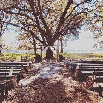 wedding venues in florida - The Barn at Mazak Ranch 1