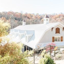 wedding venues in missouri - sunflowerhillfarm 1