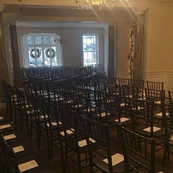 wedding venues in virginia - The Inn at Vint Hill 1