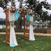 wedding venues in virginia - pippinhillfarm 2