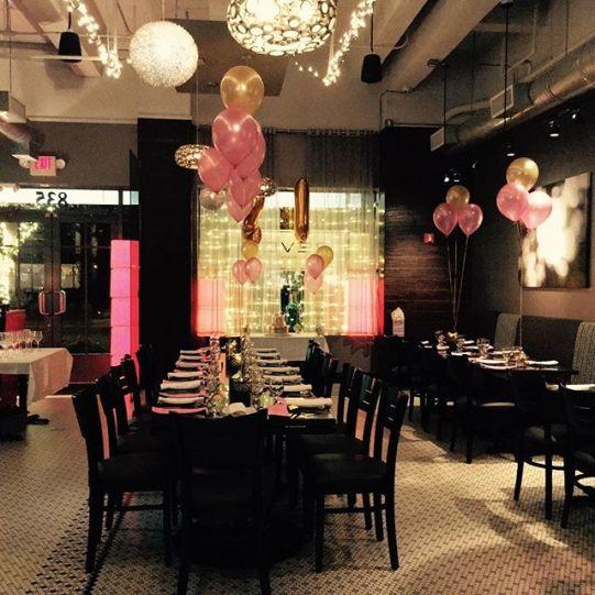 Bridal shower venues long island- Revel Restaurant & Bar 6