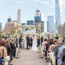 New York Wedding Venues - tribecarooftop 7
