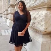 plus size dress to rent