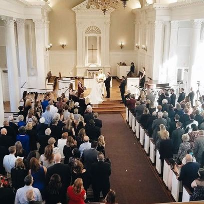 Wedding Venues in DFW Under $3000 Robert Carr Chapel