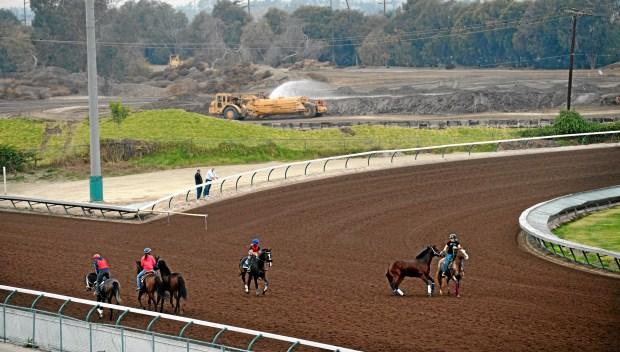 L.A. County Fair Association, Los Alamitos Race Course